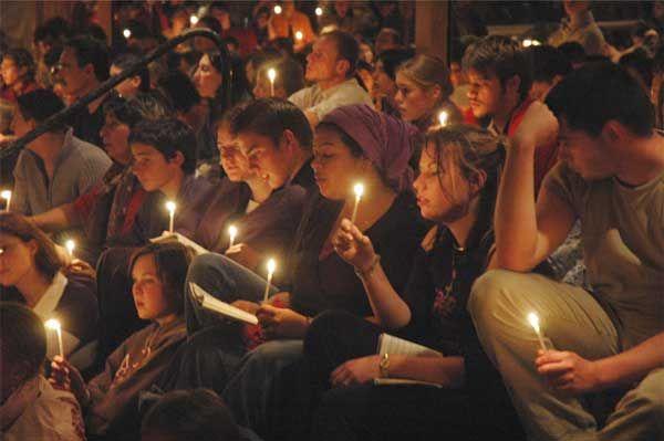 Taize Gathering | Taize ecumenical gathering of young people