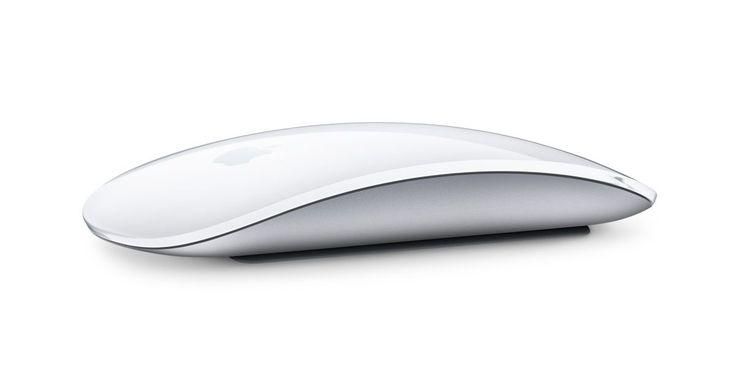 Faça movimentos simples com o Magic Mouse 2 Apple, que é leve e ágil, sem fio e…
