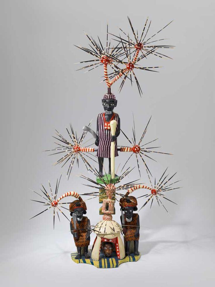 John Goba, The Shrine of Chiefs, 2010