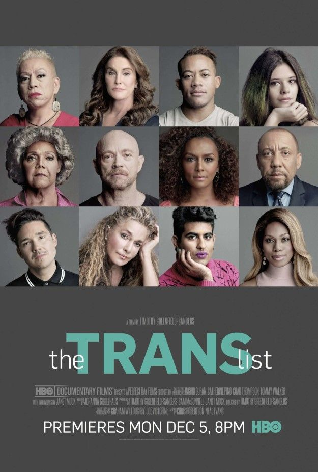 The #Trans List features a series of intimate interviews from 11 people within the #trans_community — all conducted by activist and author Janet Mock.