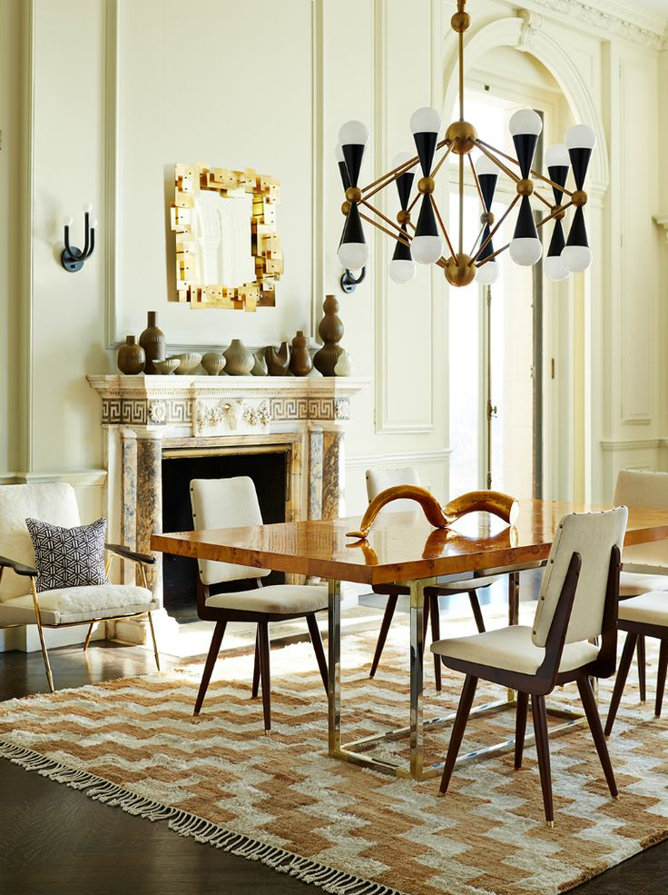 10 Reasons Why You Need A Patterned Rug In Your Dining Room Decor
