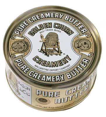 New Zealand Butter - Golden Churn http://www.shopnewzealand.co.nz/en/cp/Butter_Golden_Fern