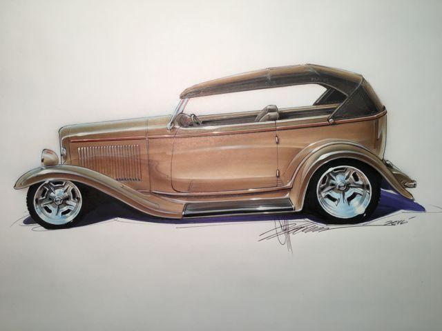 Best Classic Car Sketch Images On Pinterest Car Sketch Car