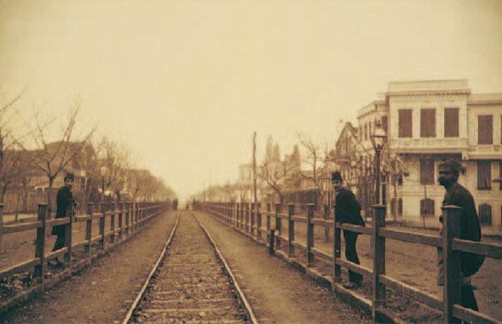 Kocaeli (Izmit) -Hamidi Railway Street, 1898