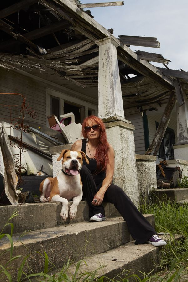"We Talk to Tia Torres, Star of ""Pit Bulls and Parolees"""