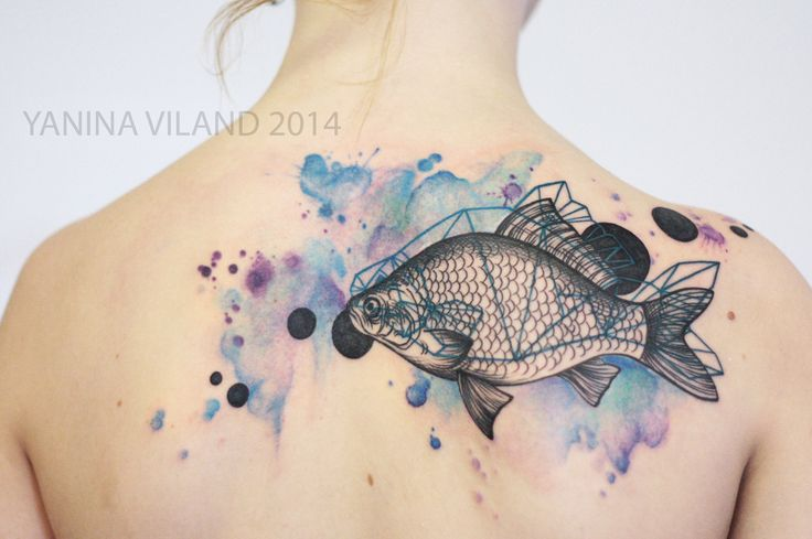 tattoo watercolor  heymercedes