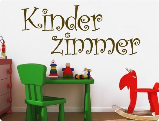 Elegant Wandtattoo Kinderzimmer