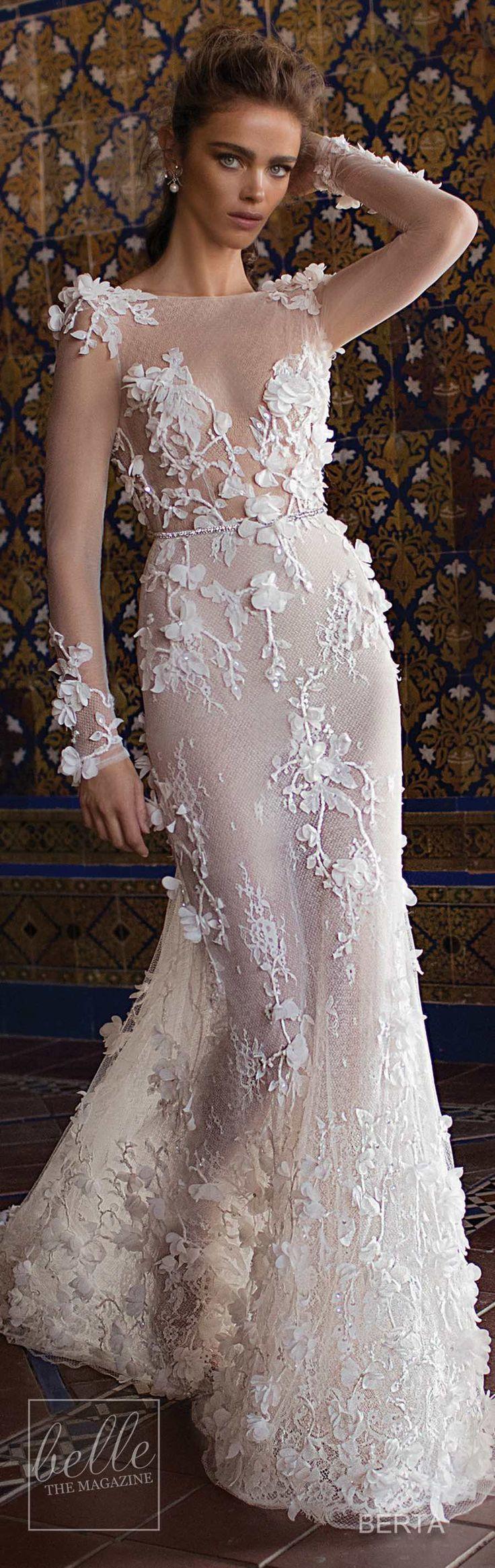 183 besten Long Sleeve Wedding Dresses Bilder auf Pinterest ...
