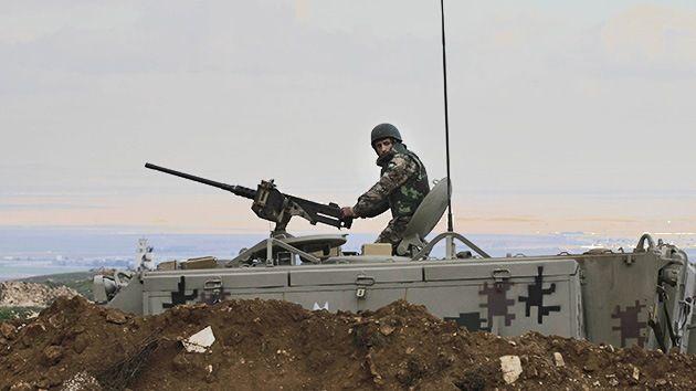 Un vecino peligroso: El papel de Jordania en la guerra siria.