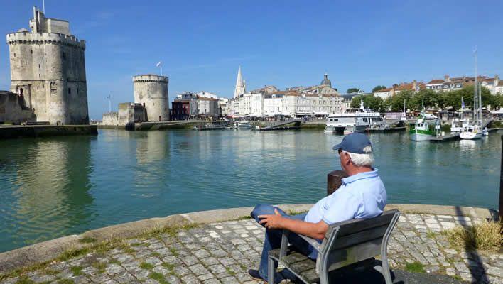 la Rochelle is letterlijk en figuurlijk een heerlijke stad aan de Atlantische Oceaan. Het levendige centrum en de omgeving zijn ideaal voor een paar dagen!