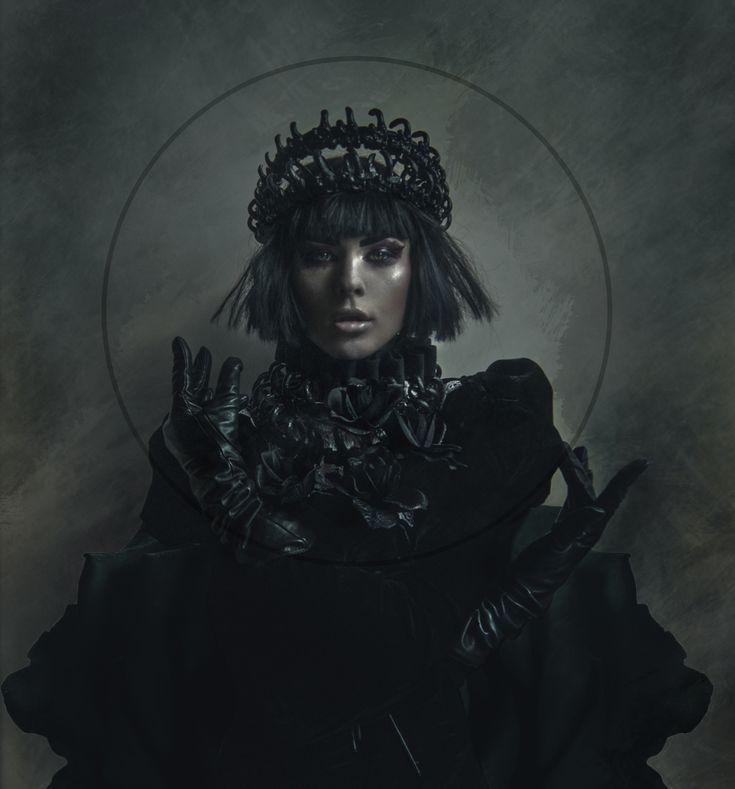 """Reign"" — Photographer/Stylist/Model: Ashley Joncas"
