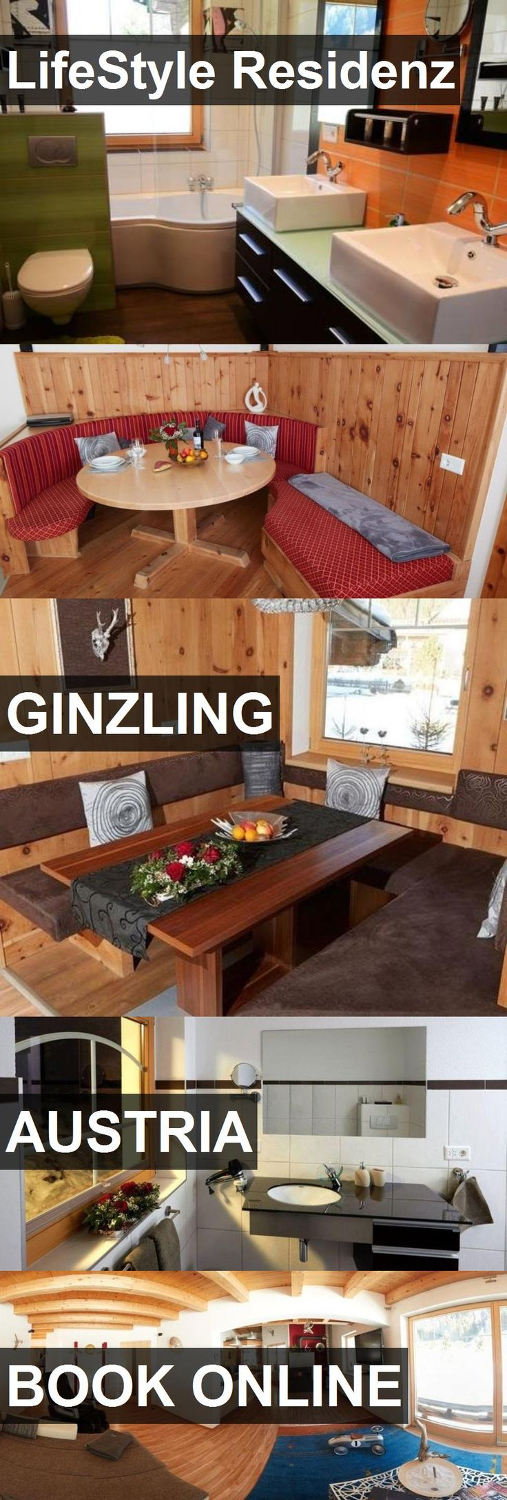 Hotel LifeStyle Residenz in Ginzling, Austria. For more information, photos, reviews and best prices please follow the link. #Austria #Ginzling #travel #vacation #hotel
