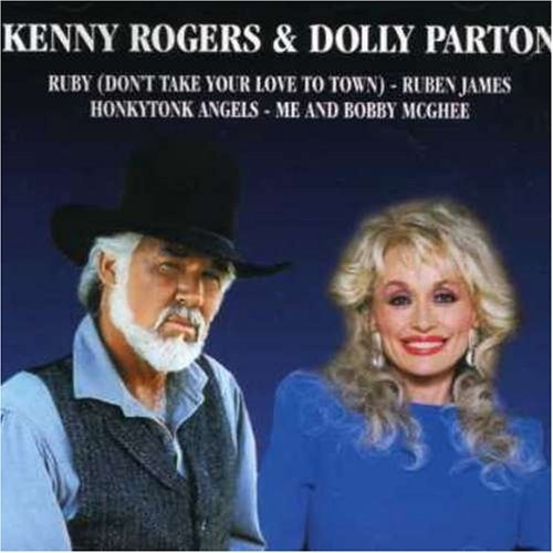 Kenny Rogers & Dolly Parton Kenny Rogers & Dolly Parton Album Cover