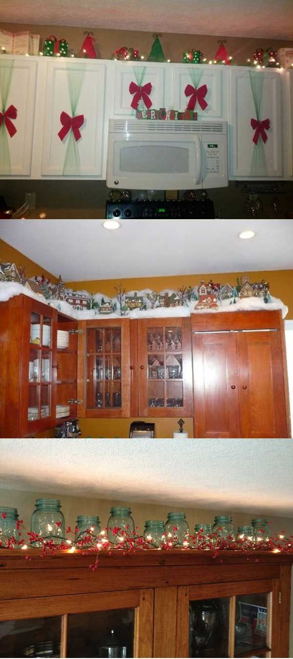 Why do we decorate our houses at christmas - 24 Fun Ideas Bringing The Christmas Spirit Into Your Kitchen