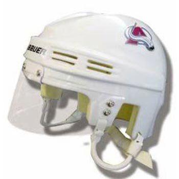 Colorado Avalanche Replica Helmet