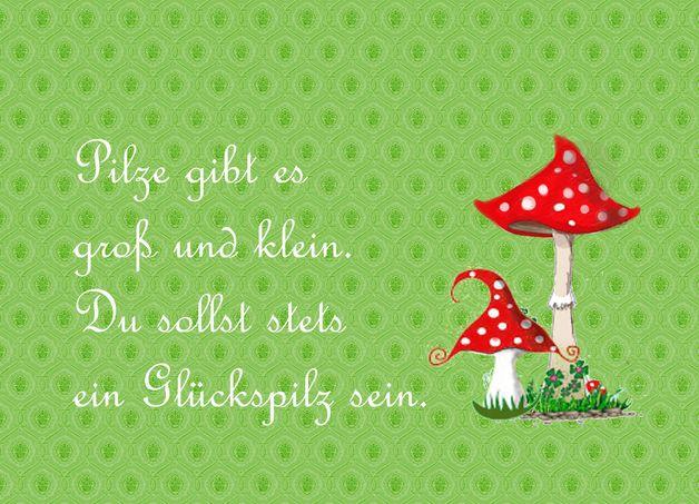 GlГјckspilz SprГјche
