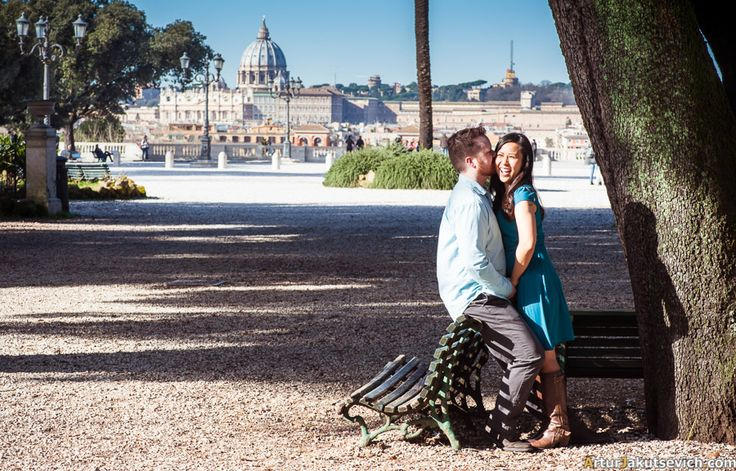 wedding anniversary in Rome