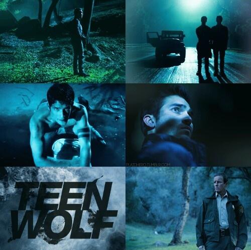 Teen Wolf season 3