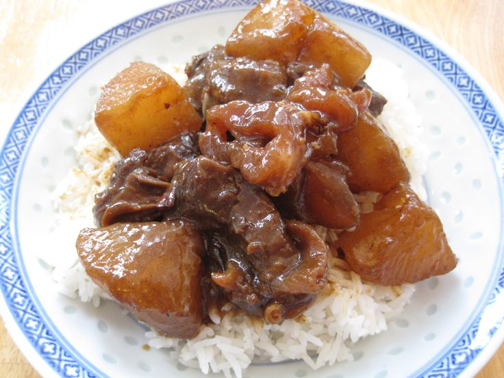 how to cook chinese beef stew