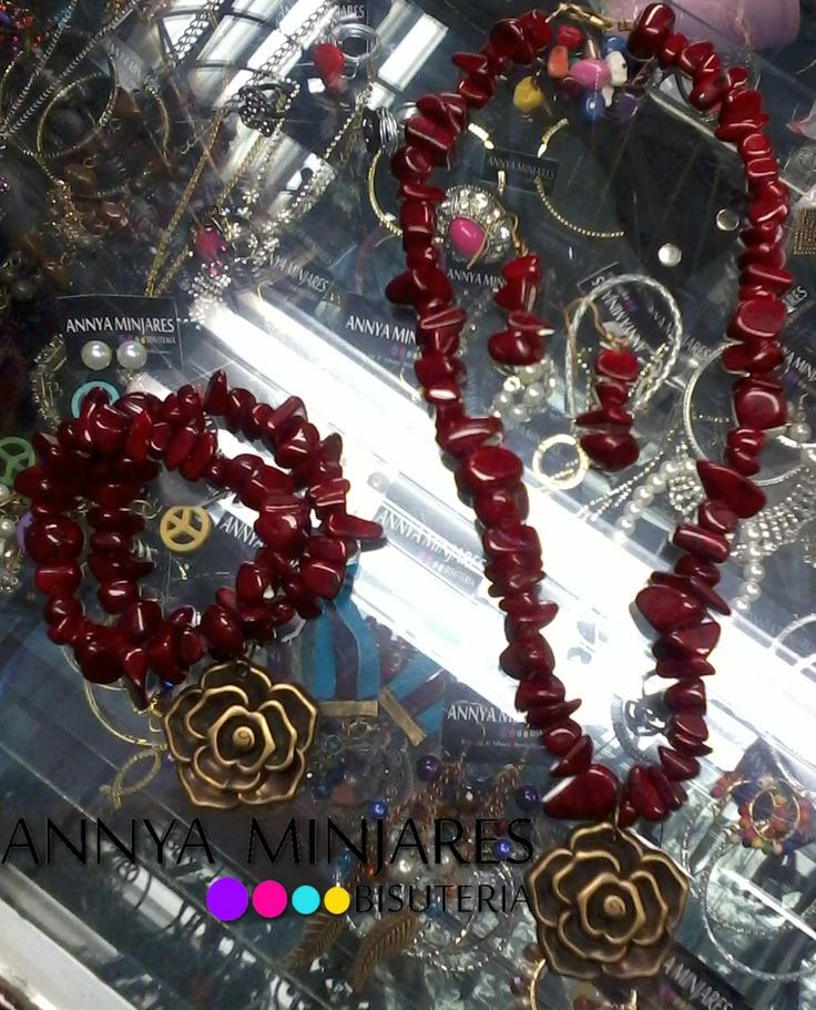 78 images about annya minjares jewelery handmade on for Piedras naturales