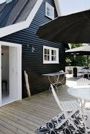 Image result for dark blue weatherboard