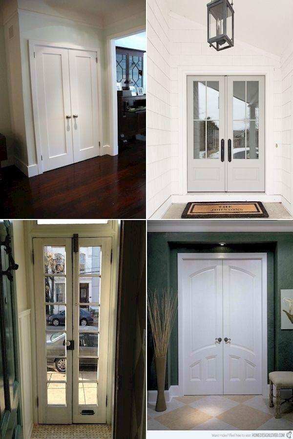48 Inch Interior French Doors Exterior Steel Doors Exterior Wood Entry Doors Bifold Close In 2020 Interior Panel Doors Outdoor French Doors French Doors Interior