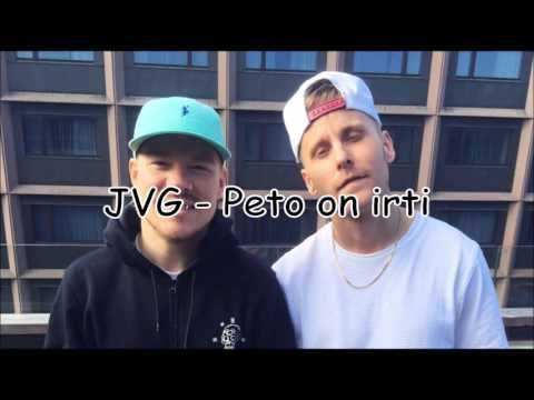 VilleGalle - Peto on irti LYRICS - YouTube