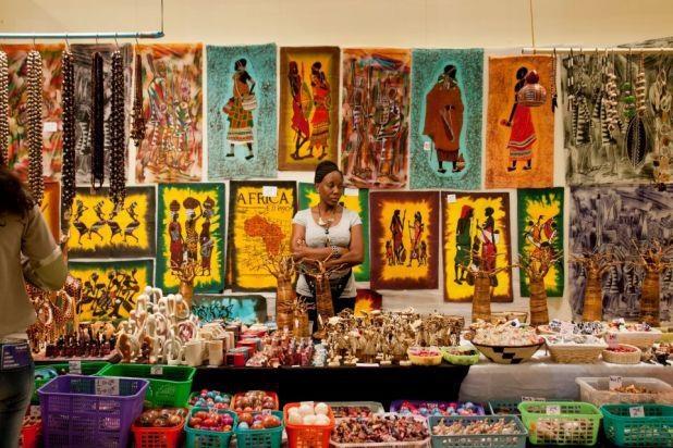 Artigianato dal mondo. Un bellissimo scatto di uno stand della 76° edizione della Mostra. http://www.mostraartigianato.it/it/