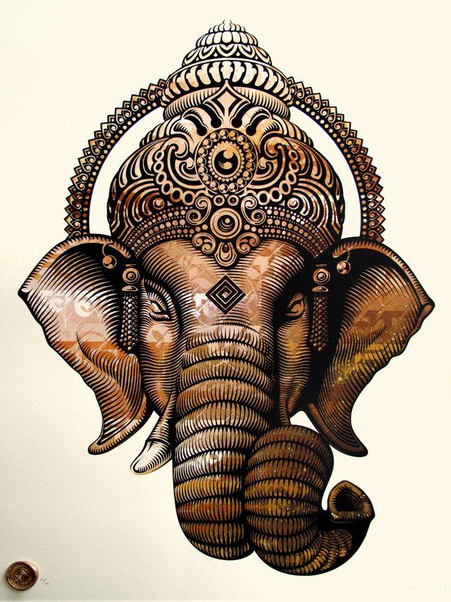 цоколя картинки индийского слона тату после