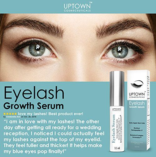 See how this eyelash growth serum can grow thicker and longer lashes.