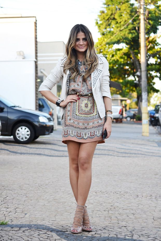 gorgeous dress + hair!