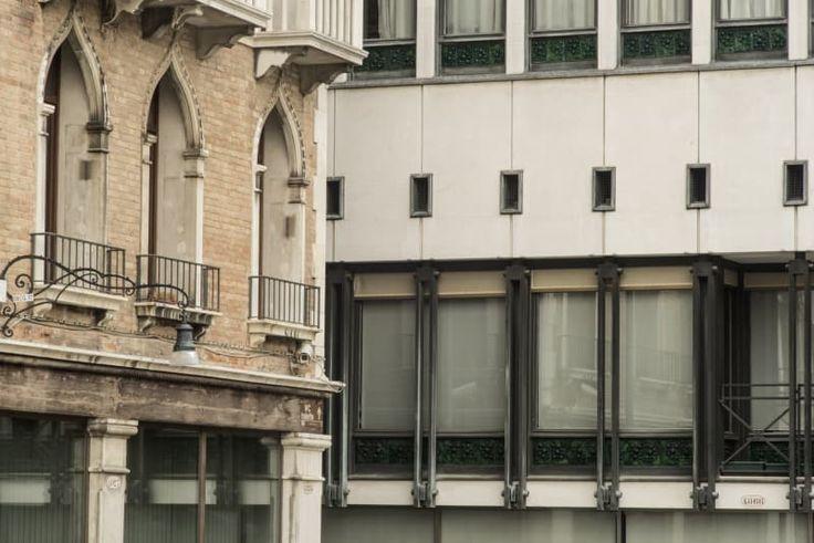 Pier Luigi Nervi, Angelo Scattolin, Lorenzo Zandri / ZA² · Palazzo Nervi - Scattolin (Cassa di Risparmio di Venezia)