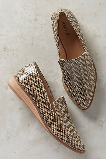 Kelsi Dagger Brooklyn Abbi Loafers