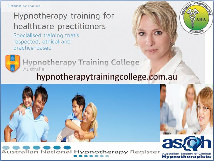 Founded in 2008, Hypnotherapy Training College Australia provides clinical hypnotherapy training to general practitioners, psychologists, counsellors, psychotherapists, natural therapists and even dentists. For more details, call us!