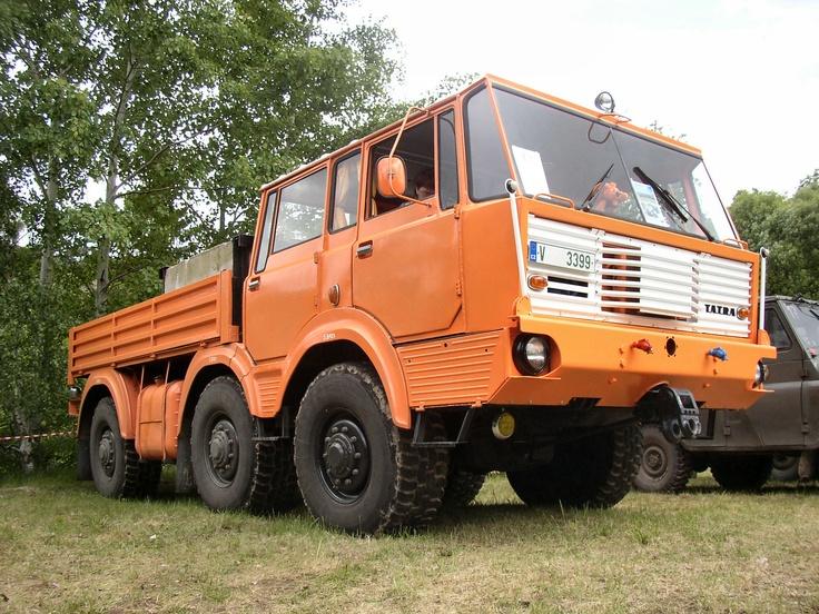 TATRA 813 6x6 of Czech Republic