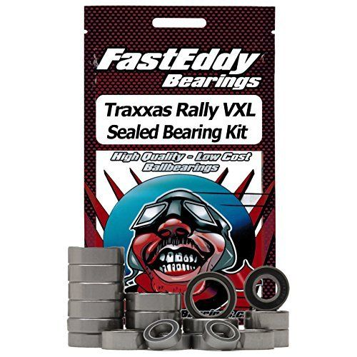 Traxxas 1/16th Rally VXL Sealed Ball Bearing Kit for RC Cars. #Traxxas #Rally #Sealed #Ball #Bearing #Cars