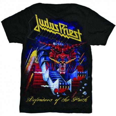 Judas Priest: Defenders Of The Faith (tricou)