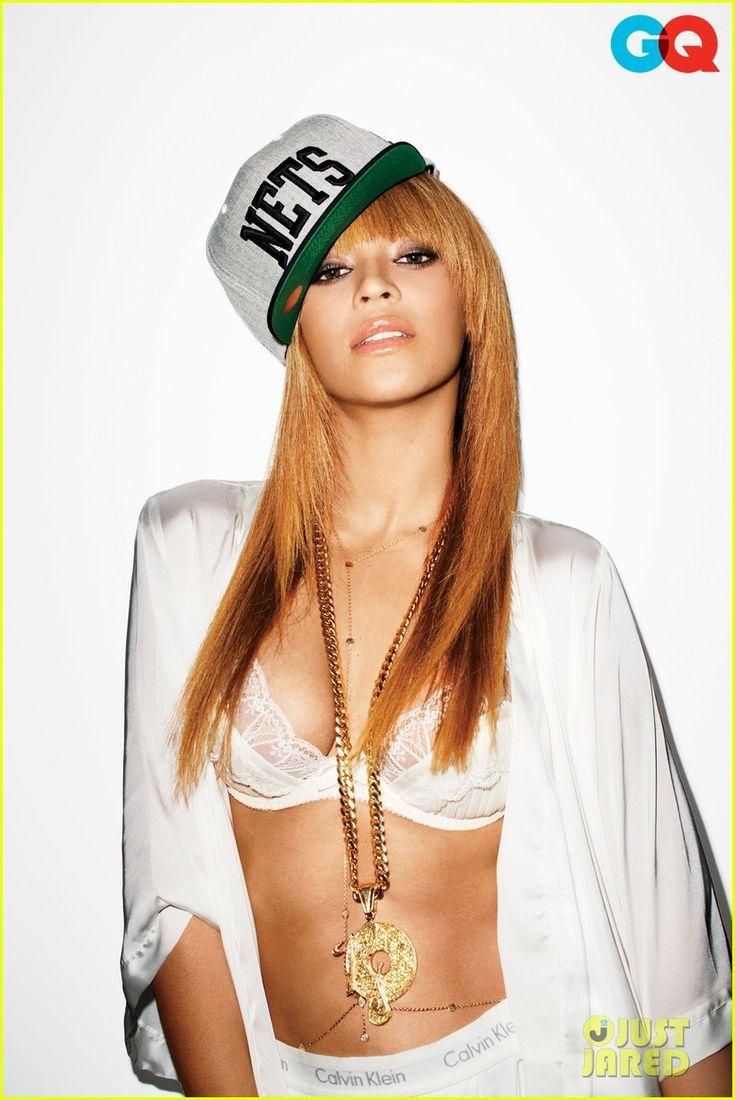 Beyonce Talks Fake Pregnancy Rumors with 'GQ'