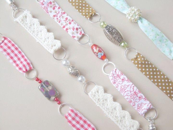 Tutoriel Bracelets Liberty (Bijoux) - Femme2decoTV