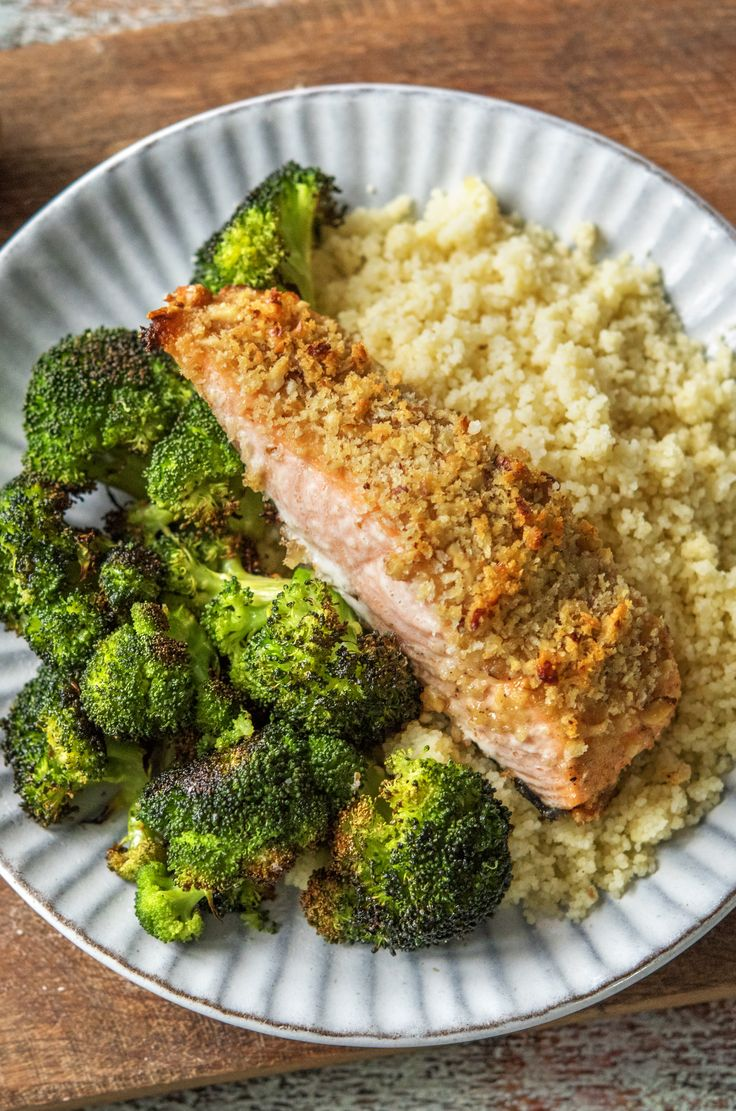 """Easy salmon recipe with honey mustard   Try HelloFresh today with code """"HelloPinterest"""" and receive $25 off your first box."""