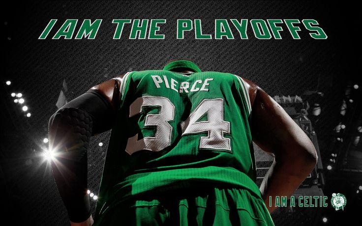 Celtics Wallpaper I Am The Playoffs Paul Pierce