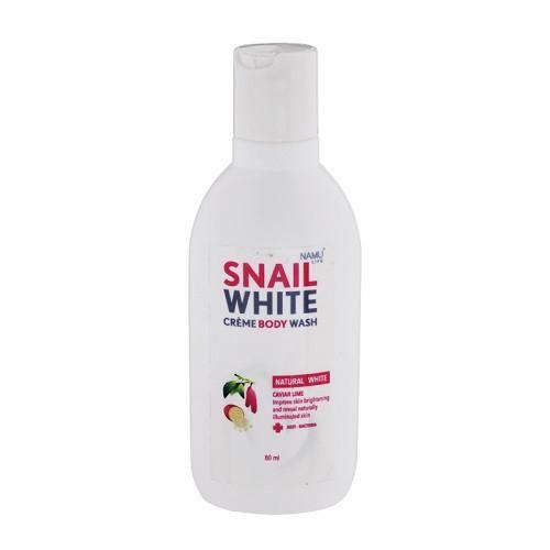 Snail White Creme Body Wash Natural White
