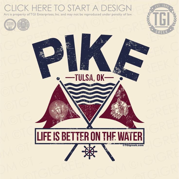 Pi Kappa Alpha | ΠKA | Pike | Summer PR | Fraternity PR | PR Shirt | TGI Greek | Greek Apparel | Custom Apparel | Fraternity Tee Shirts | Fraternity T-shirts | Custom T-Shirts