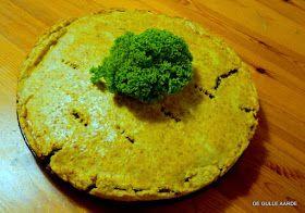"""DE GULLE AARDE: boerenkool """"taart"""""""