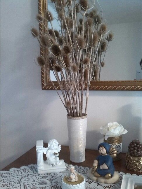 Flores naturales secas: