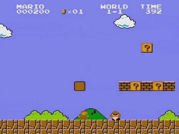 The original Mari Bro's on Nintendo