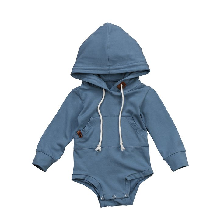 Baby Clothing Baby Boys Brother Sky Blue Hoodie Sweatshirt Hooded Tops Romper Jumpsuit Clothes-in Rompers from Mother & Kids on Aliexpress.com | Alibaba Group