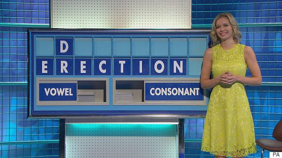 Oh, We Do Love A Rude Word On 'Countdown'