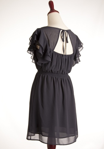 gray dress..48$ is it cute?
