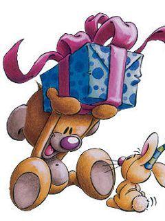 Pimboli and Friends   pimboli Happy Birthday